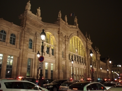 Gare du Nord 北駅