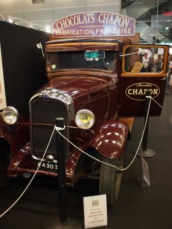 CHAPON シャポン 車