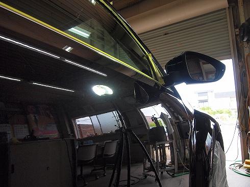 車 ガラスコーティング