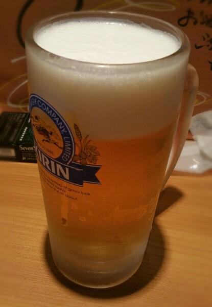 出張前にせわしなく茅ヶ崎へと…飲みに行く