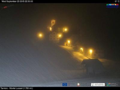 12003345_1728425897380504_イタリア北東部Lussariで吹雪