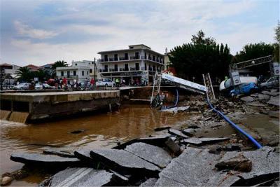 skopelos-floods-2スコペロス島