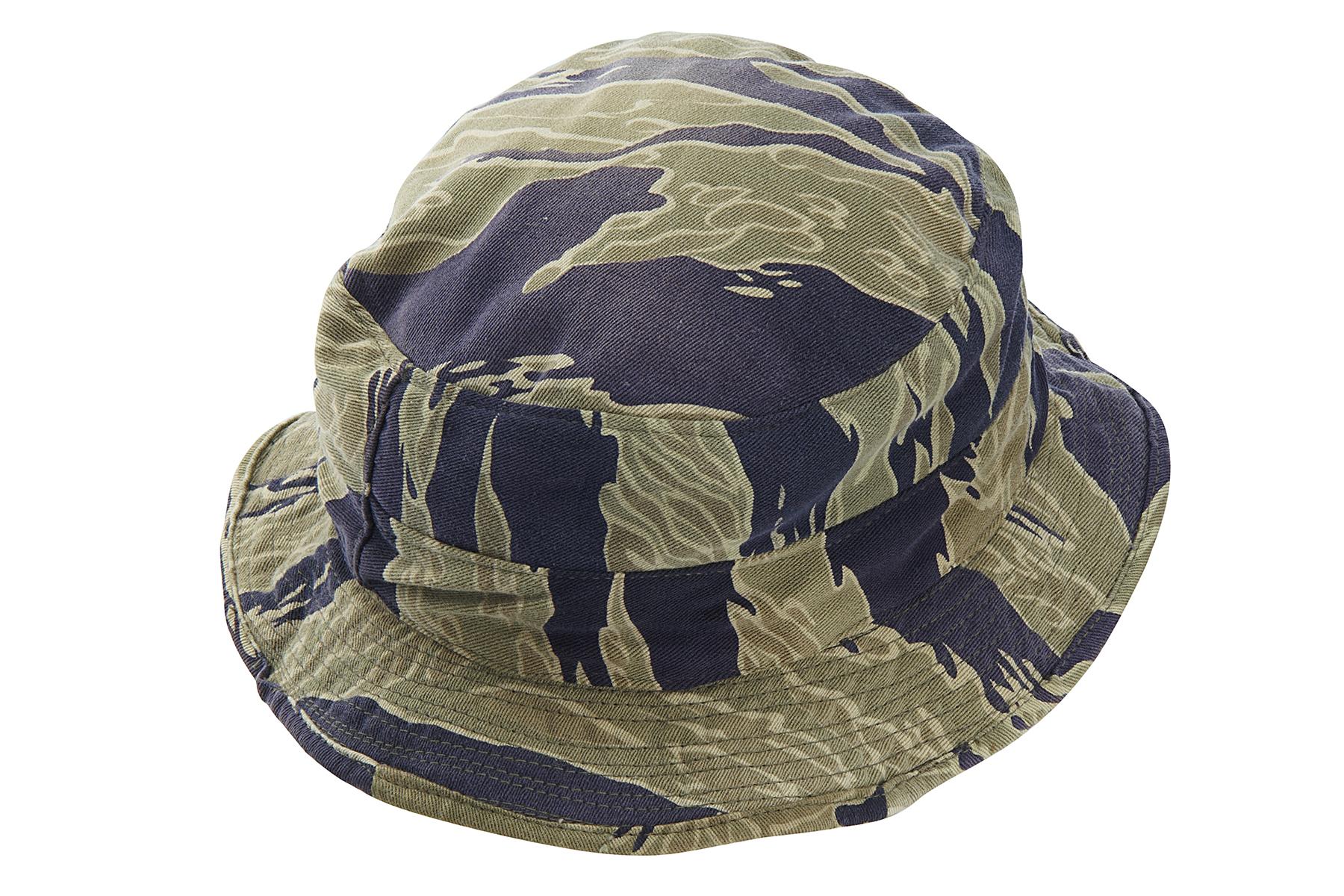 ローカルメイド/タイガーストライプ帽子