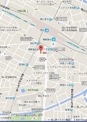 富山CICビルMAP