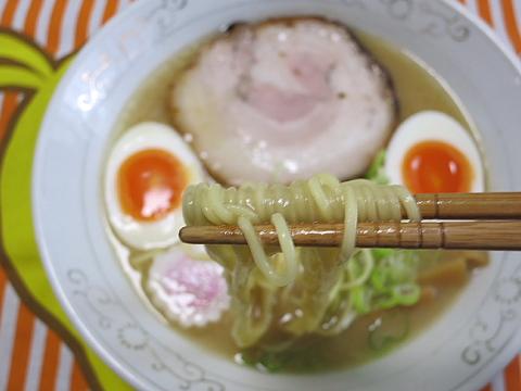 行列京都鶏白湯11