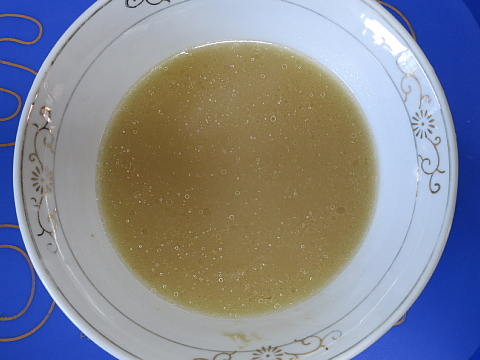 行列京都鶏白湯8