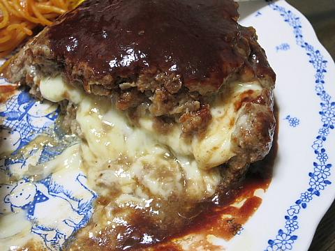 チーズ入ハンバーグ11