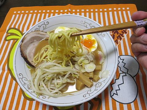 ラ王豚骨醤油13