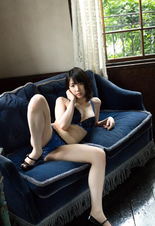 鈴木心春 Fカップ AV女優 87