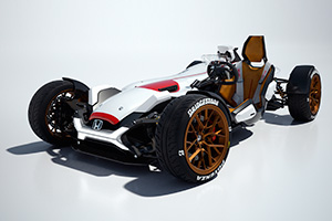Honda Project 24 powered by RC213V