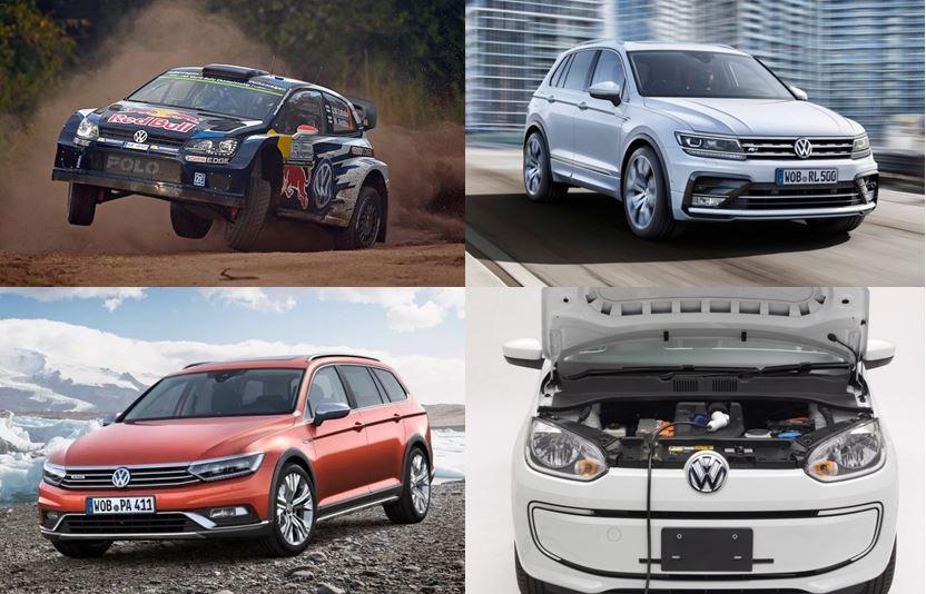 VW 東京モーターショー2015