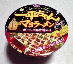 一平ちゃん 大盛 マヨラーメン ガーリック豚骨醤油味