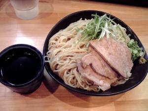 大阪麺哲 盛り(2015年9月)