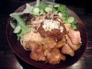 綿麺 フライデーナイト Part94 (15/8/28) まぜそば(味噌)