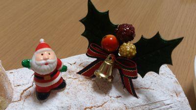 だいぶ早いクリスマス(^_^&#59;)
