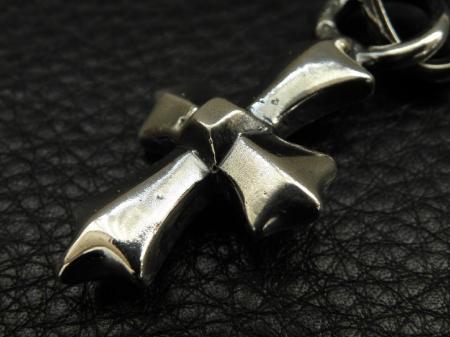 Gaboratory,Gabor,Silver,GothicCross,Pendant