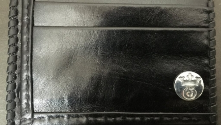 Gaboratory,Gabor,Silver,LeatherWallets