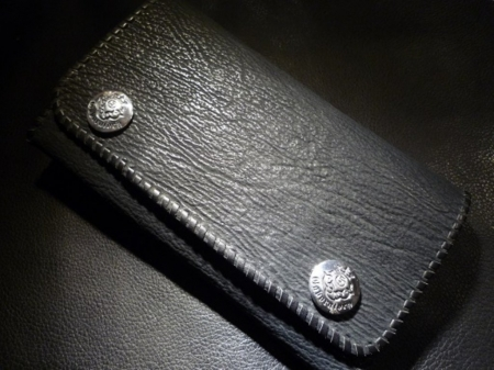 Gaboratory,Gabor,Silver,Leather,Wallet