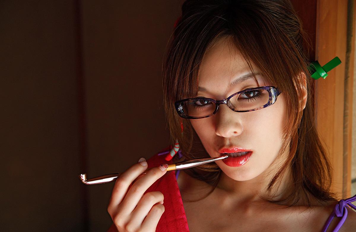 【No.24372】 煙管 / かすみ果穂