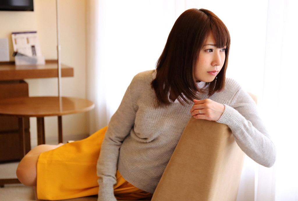 【No.24862】 横顔 / 宇佐美まい