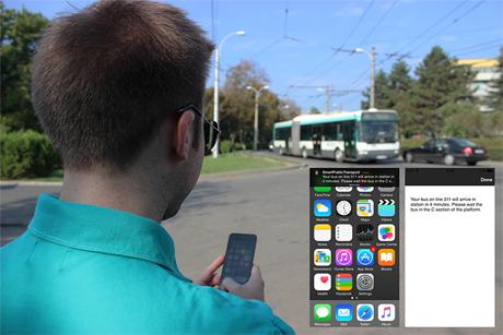 交通業界でiBeacon -- Smart Public Transportクラウドサービス