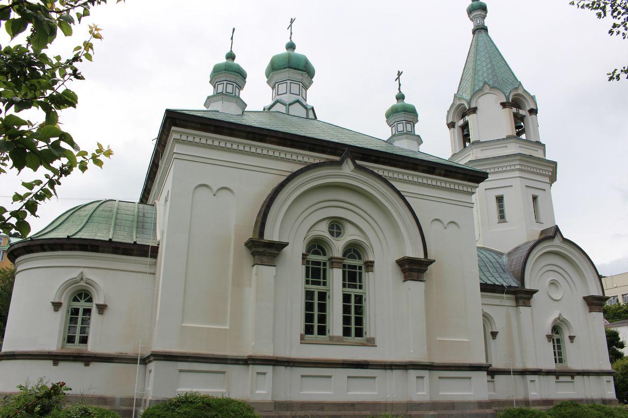 函館ハリストス正教会-1