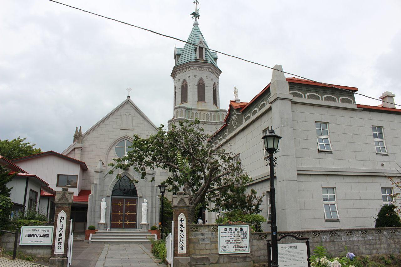 カトリック元町教会-1