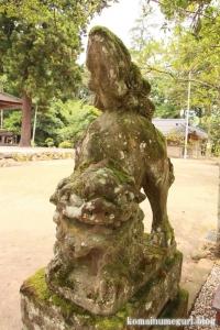 熊野大社(松江市八雲町熊野)12
