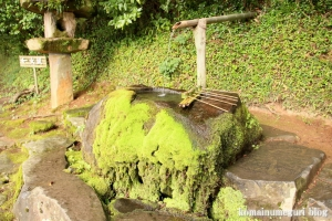 神魂(かもす)神社(松江市大庭町)10