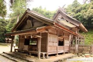 神魂(かもす)神社(松江市大庭町)13