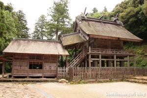 神魂(かもす)神社(松江市大庭町)15