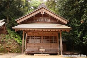 神魂(かもす)神社(松江市大庭町)17
