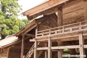 神魂(かもす)神社(松江市大庭町)24
