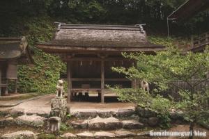 神魂(かもす)神社(松江市大庭町)26