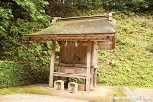 神魂(かもす)神社(松江市大庭町)34