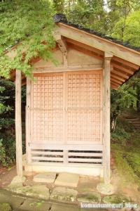 神魂(かもす)神社(松江市大庭町)4