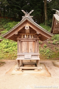 神魂(かもす)神社(松江市大庭町)20