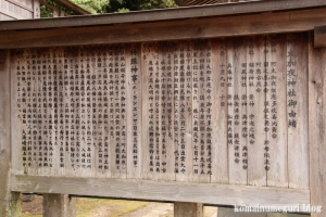 阿太加夜(あたかや)神社(松江市東出雲町出雲郷)7