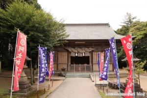 阿太加夜(あたかや)神社(松江市東出雲町出雲郷)8