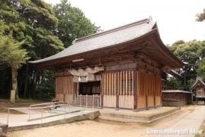 阿太加夜(あたかや)神社(松江市東出雲町出雲郷)10
