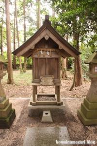 阿太加夜(あたかや)神社(松江市東出雲町出雲郷)14