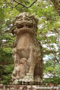 阿太加夜(あたかや)神社(松江市東出雲町出雲郷)26