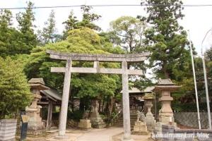 揖夜(いや)神社(松江市東出雲町揖屋)1