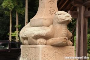揖夜(いや)神社(松江市東出雲町揖屋)6