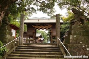 揖夜(いや)神社(松江市東出雲町揖屋)8