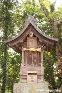 揖夜(いや)神社(松江市東出雲町揖屋)24