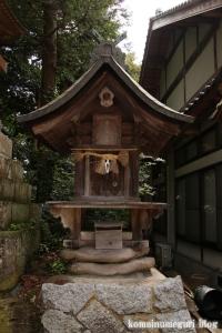 揖夜(いや)神社(松江市東出雲町揖屋)32