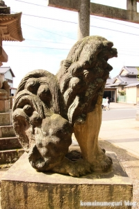 揖夜(いや)神社(松江市東出雲町揖屋)36