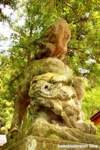揖夜(いや)神社(松江市東出雲町揖屋)49
