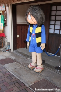 境港水木しげるロード(鳥取県境港市大正町)19